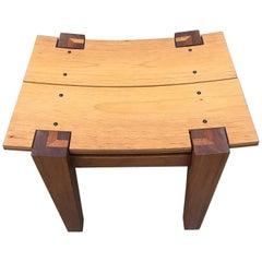 Rob Edley Welborn Designed Prototype Bench or Stool