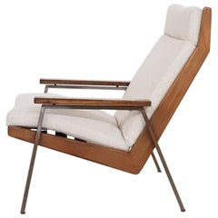 """Rob Parry for Gelderland """"Lotus"""" Lounge Chair Model 1611, the Netherlands, 1952"""