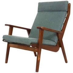 Rob Parry for Gelderland Lounge Chair Model 1611, the Netherlands, 1952