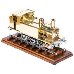 """Rob Roy"" Miniature Steam Locomotive"