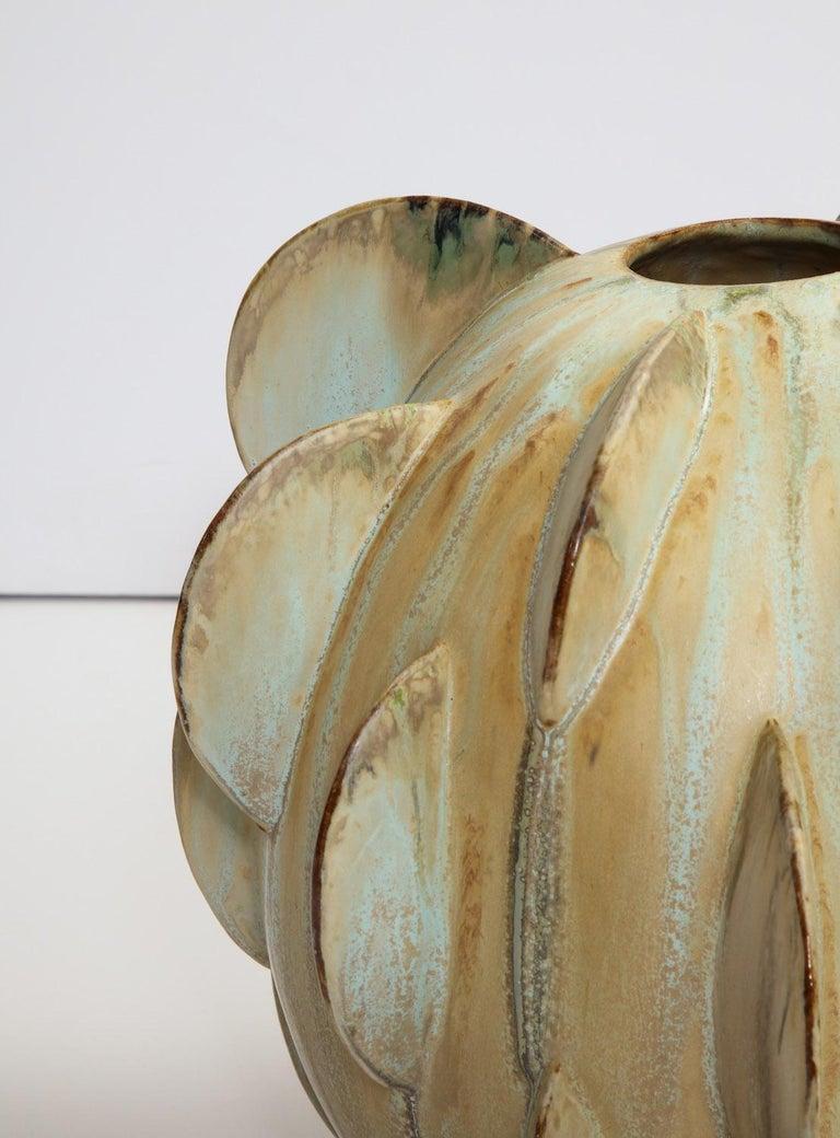 American Robbie Heidinger Untitled Orb Vase #1