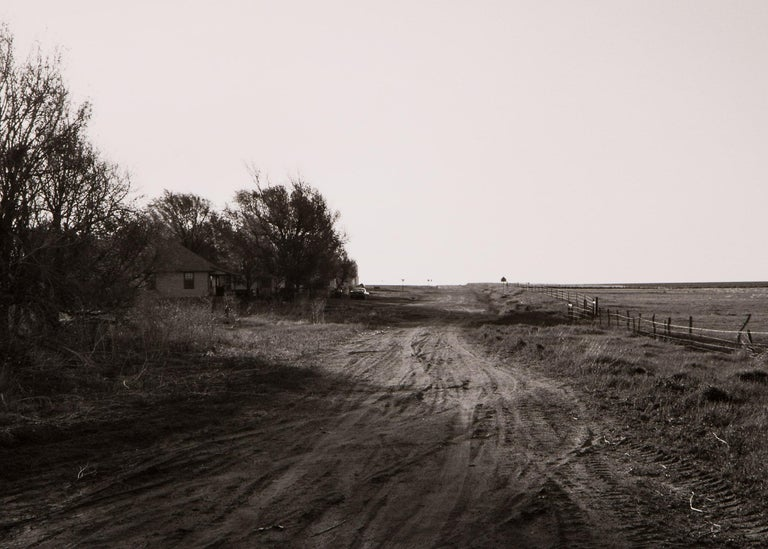 Edge of Briggsdale, Colorado, 1983 (From the 'Missouri West' series) For Sale 3