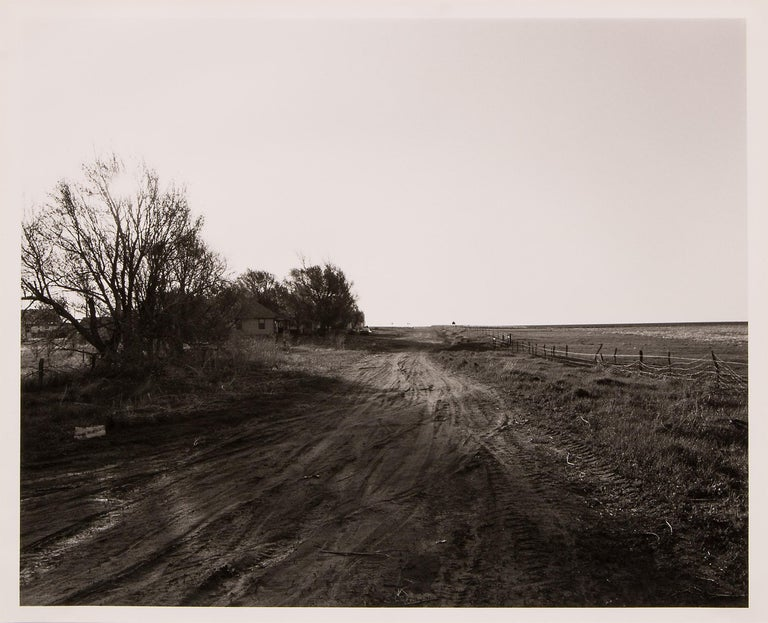 Edge of Briggsdale, Colorado, 1983 (From the 'Missouri West' series) For Sale 8