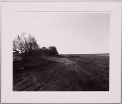 Edge of Briggsdale, Colorado, 1983 (From the 'Missouri West' series)