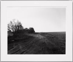 Edge of Briggsdale, Colorado, (Landscape From the 'Missouri West' series)