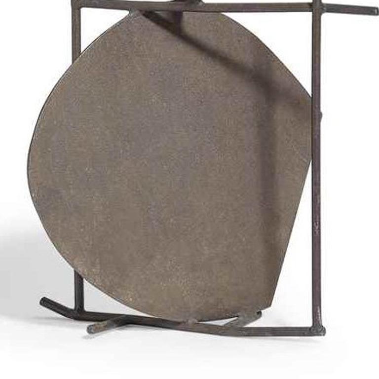 Maquette (Opus 145) - Modern Sculpture by Robert Adams