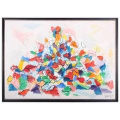 Robert Arthur Goodnough, Color Abstraction LR, 1967