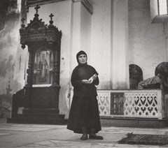 Untitled (Russian Peasant Woman in Church)