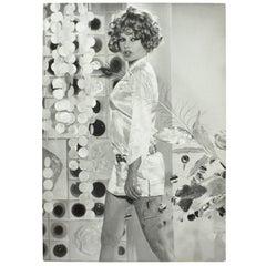 Robert Cohen AGIP Silver Gelatin Print Black & White Photograph Brigitte Bardot