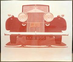 """Rolls Royce"", Automobile Chromograph by Robert D. H. Bidner"