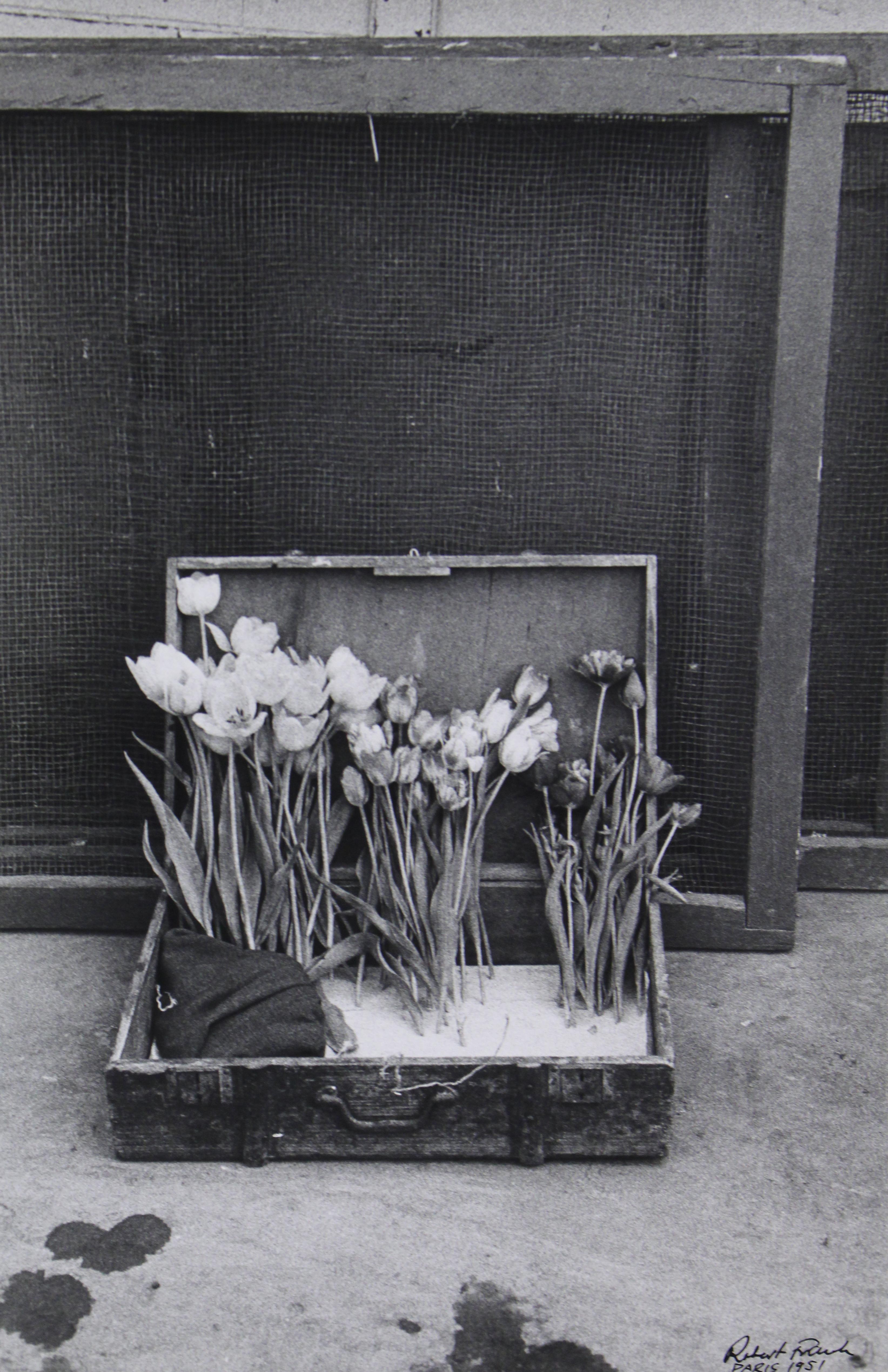 Paris - Robert Frank (Black and White Photography)
