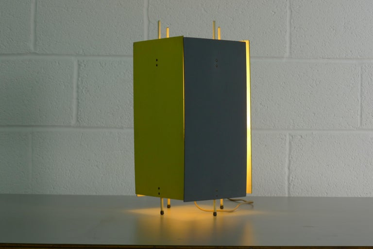 Robert Gage, Table Lamp for the Heifetz Manufacturing Co., USA , 1951 In Good Condition For Sale In Wargrave, Berkshire