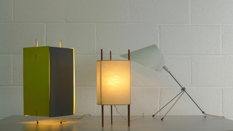Robert Gage, Table Lamp for the Heifetz Manufacturing Co., USA , 1951 For Sale 2