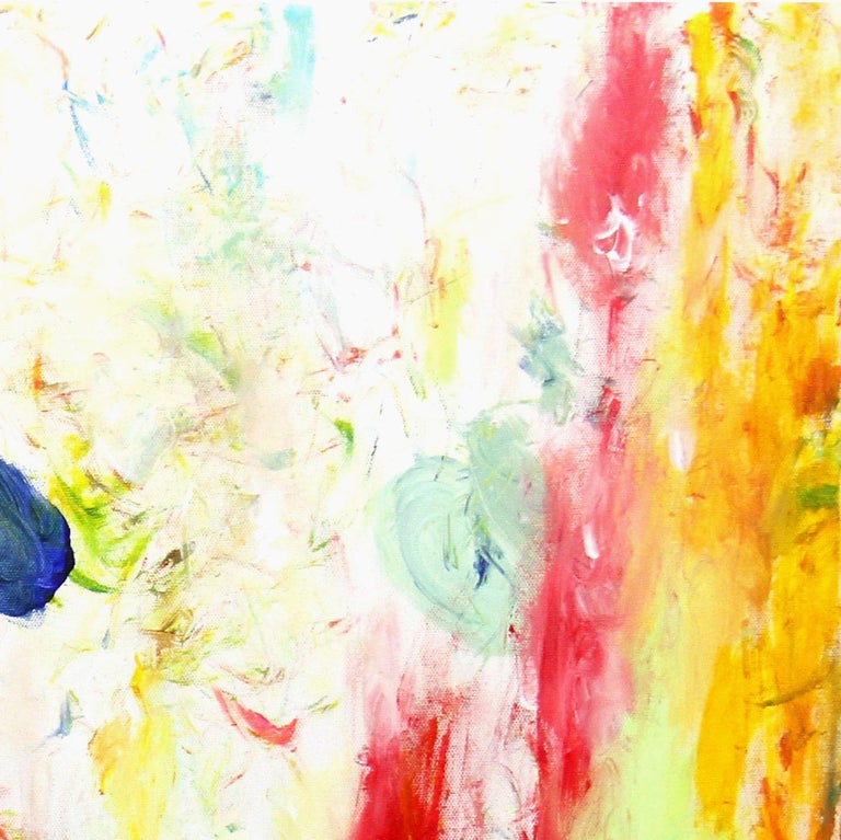Clouds of Glory Touch Earth, Abstract Contemporary Painting For Sale 2