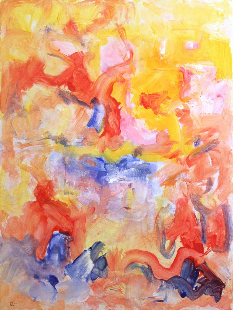 Robert Gregory Phillips Abstract Painting - Love Languages