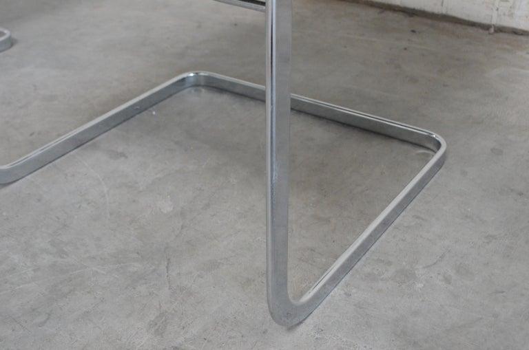 Robert Haussmann De Sede RH 305 Chair Black For Sale 12