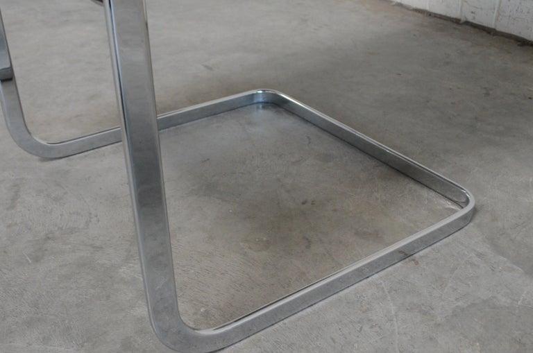 Robert Haussmann De Sede Rh 305 High Back Chair Black For Sale 7