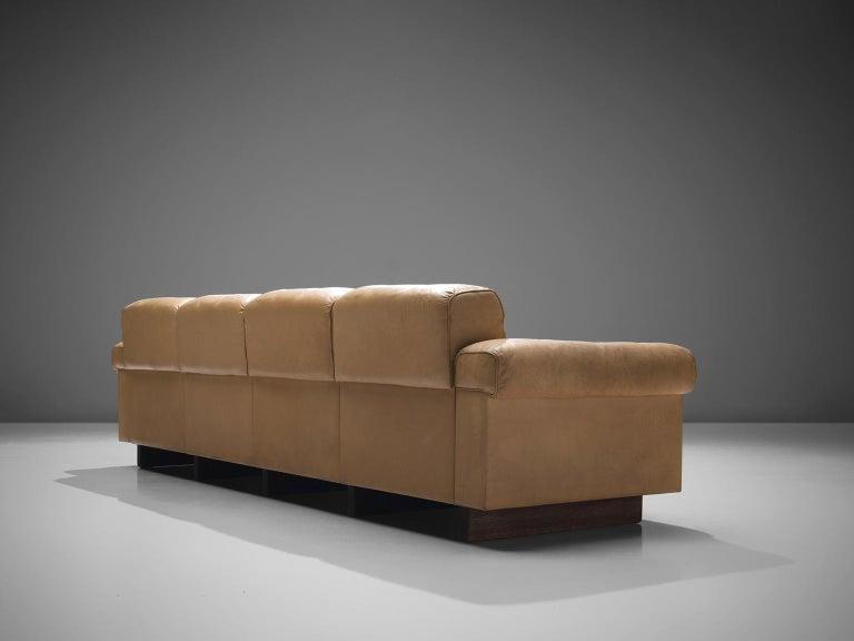 Late 20th Century Robert Haussmann for De Sede 'DS-P' Sofa For Sale