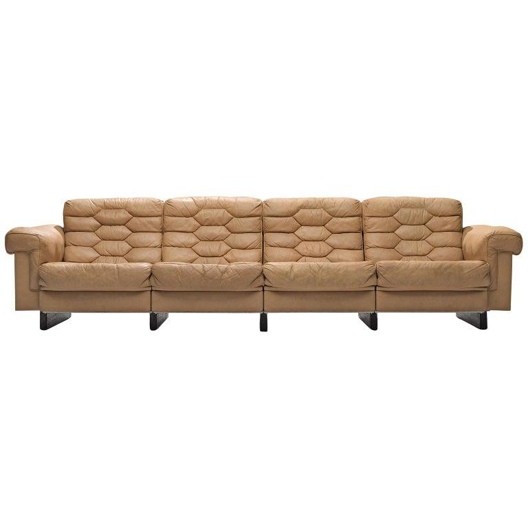 Robert Haussmann for De Sede 'DS-P' Sofa For Sale