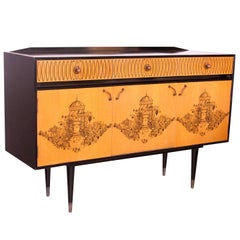 Robert Heritage Extremely Rare Sideboard Credenza