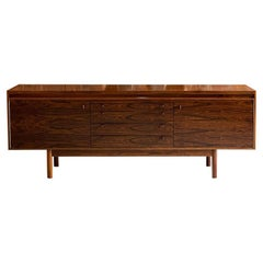 Robert Heritage Granville Rosewood Sideboard by Archie Shine Circa 1969
