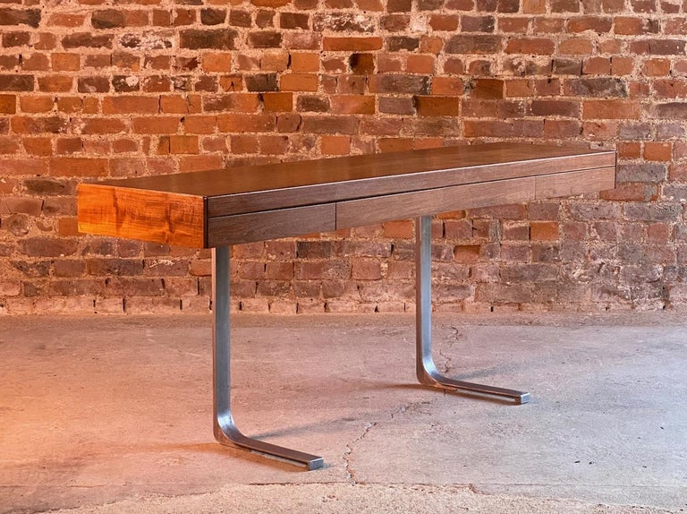 Robert Heritage Planar Teak Console Table for Archie Shine, circa 1960s In Good Condition In Longdon, Tewkesbury
