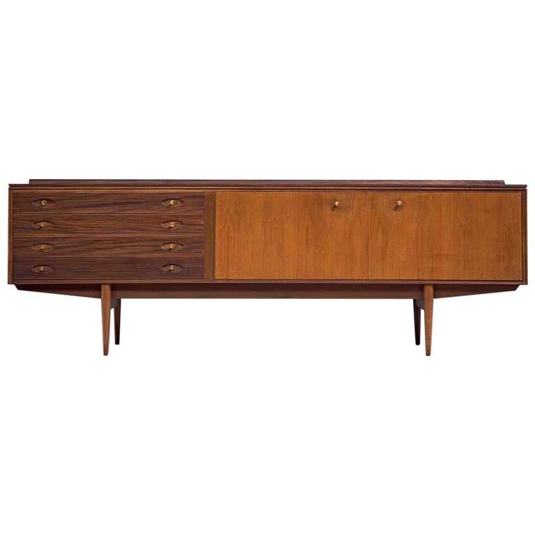 Robert Heritage Sideboard in Walnut For Sale
