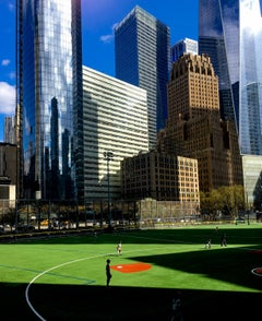 Little League in the Big Apple (Downtown Manhattan)