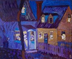 Illumination, Original Painting