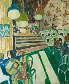 Java, Original Painting