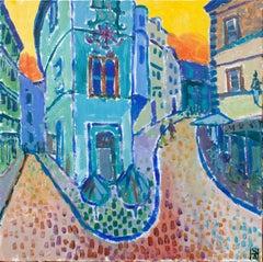 Montmartre Blues, Original Painting