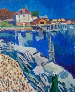 Stonington, Original Painting
