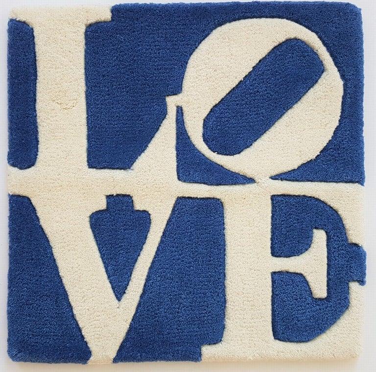 04 LOVE - Pop Art Print by Robert Indiana