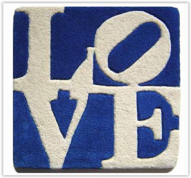 04 LOVE - Print by Robert Indiana