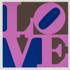 A Garden of Love (Purple/Blue/Brown)
