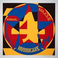 Decade: Autoportrait '74 (Hurricane) fr Decade: Autoportraits, Vinalhaven Suite