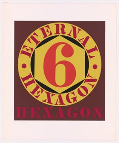 Eternal Hexagon From X + X (Ten Works by Ten Painters)