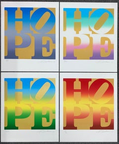 Four Seasons of Hope (Gold)