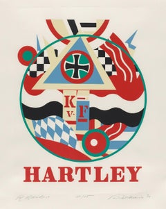 Hartley Elegies: For Friendship