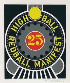High Ball Red Ball Manifest 25
