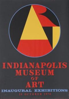 Indianapolis Museum of Art, 1970, Robert Indiana