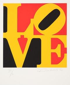 LOVE - 20th Century, Robert Indiana, Pop Art