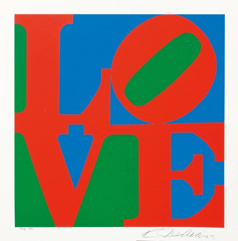 """Love, from """"The American Dream"""" portfolio"""