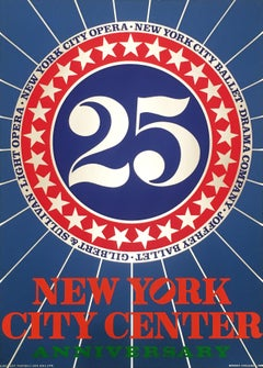 """New York City Center 25th Anniversary"""
