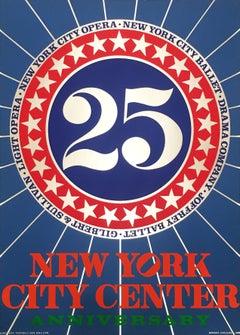 """New York City Center 25th Anniversary"""