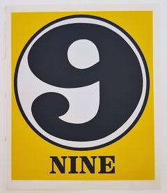 Number Suite - Nine