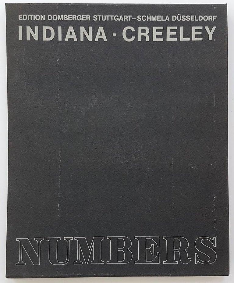 NUMBERS Folio (Book of Silkscreens & Poems) - Pop Art Print by Robert Indiana
