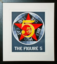 The Figure Five, from The American Dream