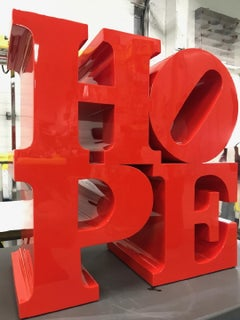 HOPE (Flame Red)