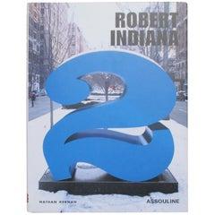Robert Indiana Vintage Book